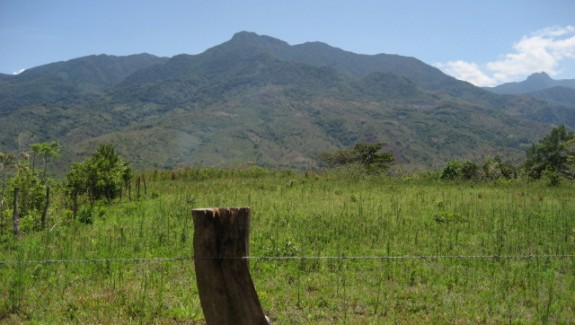 12.5 Acre Secluded Mountain View Farm in Chalapa, Chiriqui, Panama Real Estate