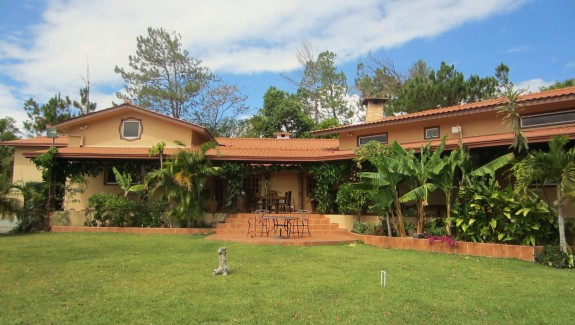 Beautiful Mountain View Home For Sale in Boquete, Chiriqui, Panama Real Estate