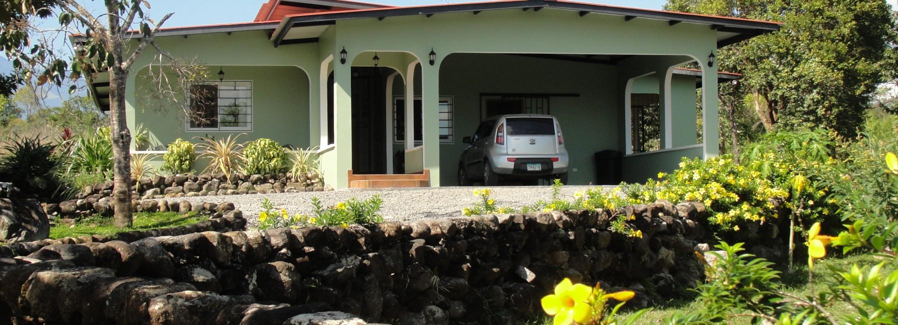 Unique Designer Home with Pool in Boquete, Chiriqui, Panama