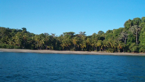 Private Island Property on Isla Parida, Boca Chica, Chiriqui, Panama