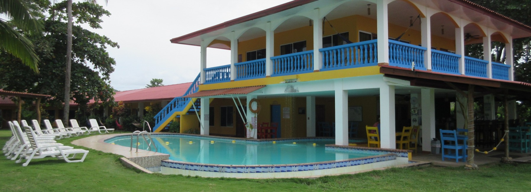 Turn Key Beach Front Resort in Las Lajas, Chiriqui, Panama Real Estate