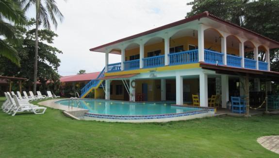 Turn Key Beach Front Resort in Las Lajas, Chiriqui, Panama Real Estate